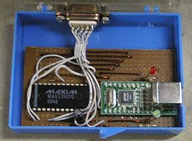 Usb To Rs232 Converter Schematic: USB to RS232 converterrh:pccompci.com,Design